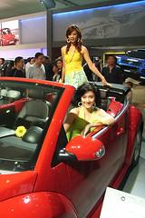 Chengdu car show girl 07