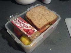 Oooooooh its a good lunch!