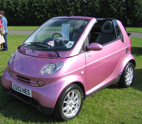 2009 Smart Fortwo Transmission: Post A Funnier Picture Than The One Above