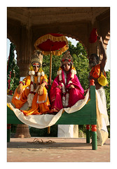 Vaikunt (Elishams) Tags: show city india indian traditional religion culture holy desi varanasi indianarchive hinduism inde benares northindia uttarpradesh ramnagar भारत ramlila ramnagarramlila indedunord