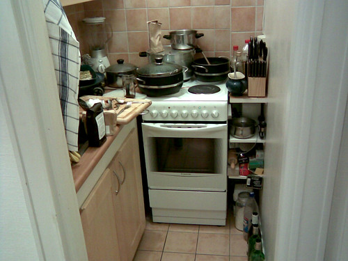 How to get the most from your kitchen in few small steps for Very tiny kitchen ideas