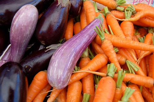 Carrots and Eggplants