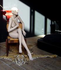 Plastic girl - by Kat...