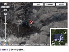 North Korea nuclear test location