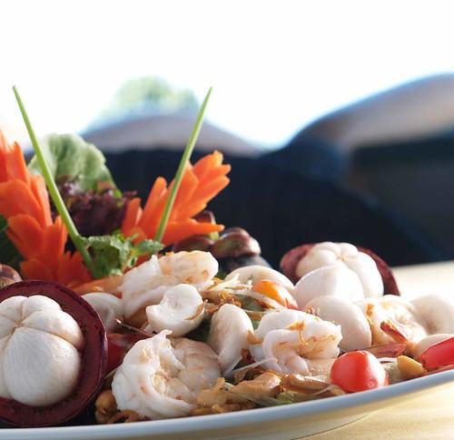Image result for mangosteen salad