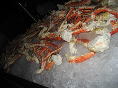the crab bar (_melika_) Tags: friends dinner crab longbeach seafood thecrabpot