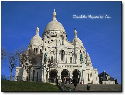 聖心堂 Basilique du Sacré-Coeur