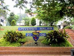 Campus Universiti Malaya
