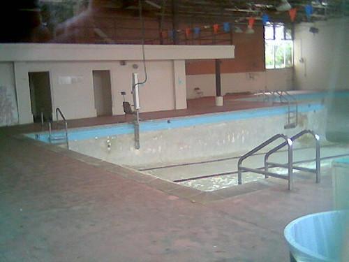 Abandoned Pool.