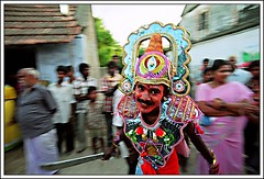 Dasara (nathan g) Tags: people india festival culture tamilnadu dussehra lpperform
