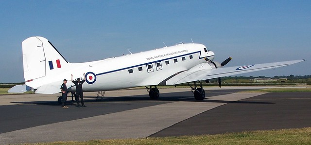 Project RAF Waddington Air Show by Tailers Family - journeying