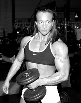 Janeen Hammer; Who Is This Woman Bodybuilder?