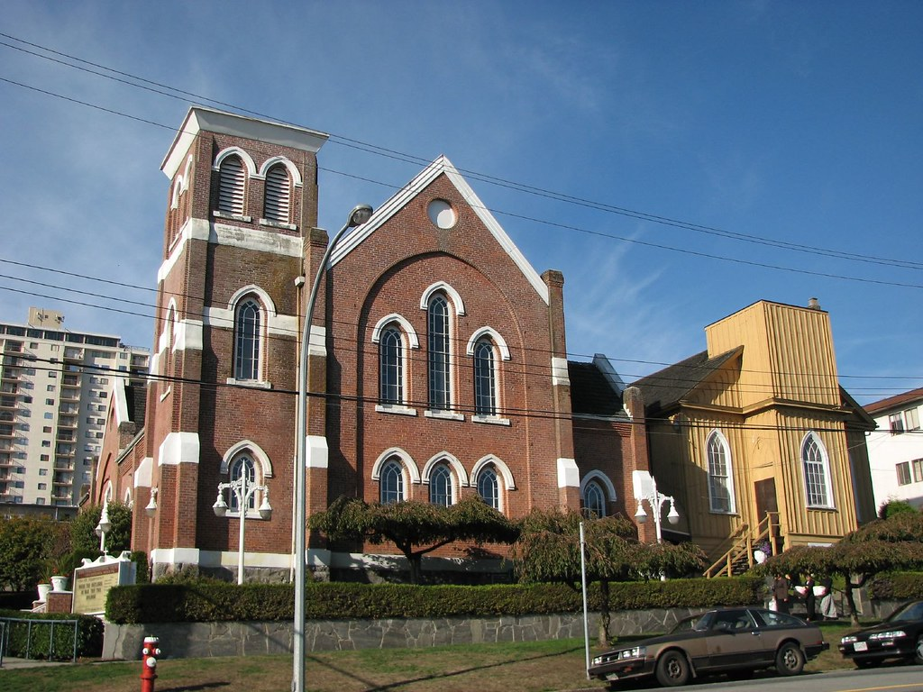 Emmanuel Pentecostal Church and St. Andrews Hall