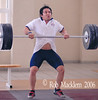 MARKOV Georgi BUL (Rob Macklem) Tags: world 2006 strength olympic weightlifting championships domingo santo georgi bul markov