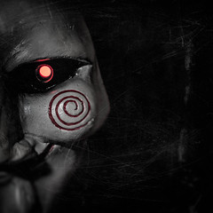 Let the game begin..... (Juan Manuel Rebozio) Tags: let game begin saw red black white