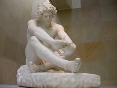 Paris - Musee d'Orsay - Le Dsespoir - Jean-Joseph Perraud (cerdsp) Tags: sculpture paris france art museum orsay museedorsay ledsespoir jeanjosephperraud