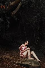 _MG_2413-Editar copy (pvitu) Tags: canon canont5i t5i 50mm woman naturallight girl portrait photoshop editing female fineart light