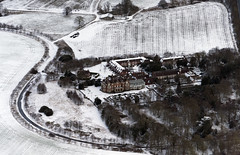 Whitlingham Hall aerial (John D Fielding) Tags: whitlinghamhall norwich norfolk snow winter above aerial nikon d810 hires highresolution hirez highdefinition hidef britainfromtheair britainfromabove skyview aerialimage aerialphotography aerialimagesuk aerialview drone viewfromplane aerialengland britain johnfieldingaerialimages fullformat johnfieldingaerialimage johnfielding