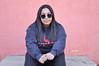 Sunday (mel_motyka) Tags: blue pink portrait portraits outdoors natural light street style fashion athleisure sunday weekend
