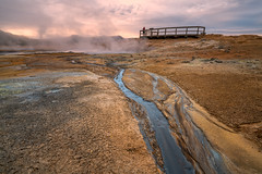 Námafjall Hverir geothermal area, Mývatn, Iceland (www.clineriverphotography.com) Tags: hverirgeothermalarea iceland kraflacaldera 2017 mývatn námafjallhverir geothermal location
