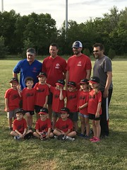 "Paul's First T-Ball Team • <a style=""font-size:0.8em;"" href=""http://www.flickr.com/photos/109120354@N07/28660998837/"" target=""_blank"">View on Flickr</a>"