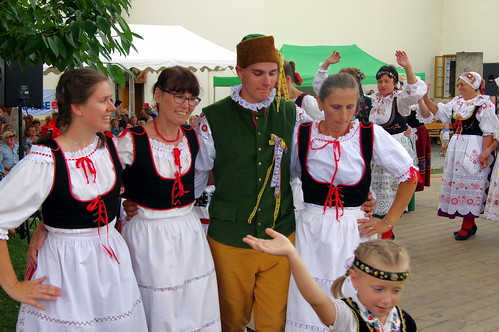 21.7.18 Jindrichuv Hradec 4 Folklore Festival in the Garden 235