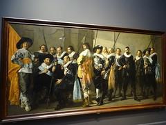 Rijks Museum (55) (pensivelaw1) Tags: amsterdam netherlands holland europe rijksmuseum vermeer rembrandt nightwatch whistler vangogh goya pieneman toulouselautrec