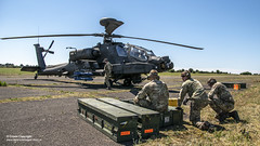 Exercise Talon Gravis (Defence Images) Tags: armourer trades reme royalelectricalandmechanicalengineers ah1d apache attack helicopter aircraft equipment army training exercise ex regiments armyaircorps 3rdregiment 3regtaac defence defense uk british military wattisham suffolk