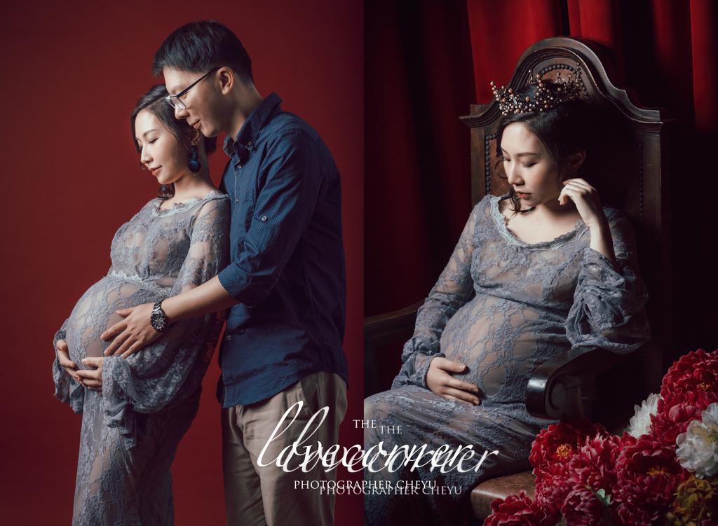 台南孕婦寫真/網美界的孕婦要的寫真,只有愛情街角懂!!