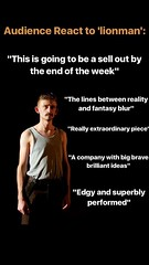 Lionman @dapertutto  was nominated BEST DRAMA at the Greater Manchester Fringe awards #debut #premiere @footlightsuk (Greater Manchester Fringe) Tags: lionman footlights mediacity salford devised physicaltheatre multimedia dapertuttotheatre fringe manchester greatermanchesterfringe gmfringe england uk britain stage performance events entertainment what'son actors drama theatre july 2018 lancashire festival