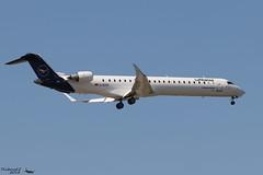 Bombardier CRJ -900LR LUFTHANSA D-ACNA 15229 Francfort mai 2018 (Thibaud.S.) Tags: bombardier crj 900lr lufthansa dacna 15229 francfort mai 2018