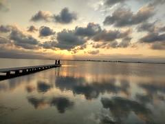 Delta del Ebro (Pedro Miguel Torrico) Tags: atardecer anochecer deltebre cataluña catalunya delta ebro mar embalse romántico espejo reflejo water spain tarragona tarraco tgn españa