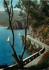 Lake Iseo (Michael Jefferies) Tags: italy brescia lake postcard 1975 lombardy iseo