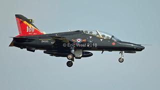 ZK020/K HAWK T.2 4sqn RAF