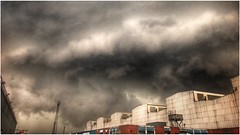 storm front (Andy Stones) Tags: storm ukstorm rain hail wind weather weatherwatch clouds cloudscape cloud nature naturephotography scunthorpe lincolnshire northlincs northlincolnshire