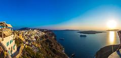 【希臘 Greece】 聖托里尼島 Santorini 費拉 Fira (賀禎) Tags: 希臘 greece 聖托里尼 santorini 費拉 fira