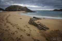 MURDER HOLE (champollion-10) Tags: longexposure donegal ireland nwn ngc seascape landscapes beach