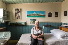 Campbells Creek (Westographer) Tags: campbellscreek victoria australia countrytown rural portrait bedroom bed modelships audreyhepburnposter