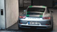 911R (Mattia Manzini Photography) Tags: porsche 911 911r 991 supercar supercars cars car carspotting nikon d750 automotive automobili auto automobile monaco montecarlo stripes limited