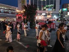 Jiyugaoka Festival (Blue HazeG) Tags: iphone7s japan