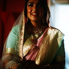 FIRST BLOOD, SORT OF (N A Y E E M) Tags: tusin sisterinlaw candid portrait availablelight light atmosphere indoors chatteshwariroad chittagong bangladesh square cropped wedding nikaah aqd waistlevel