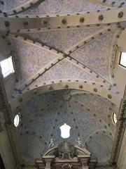 Monasterio de la Purísima Concepción - Bóvedas de la iglesia (albTotxo) Tags: tortosa tarragona cataluña españa