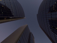 Santiago (lugar.citadino) Tags: world earth country place landscape city cityscape urban urbanscape architectural architecture design buildings building tower skyscrapers skyscraper skyline curves curve glass concrete office moment day afternoon sky explorer explore exploration cityexploration urbanexploration photography photo picture cityphotography urbanphotography image camera zoom panorama canonphotography canon