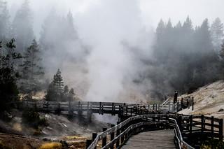 Mud Volcanic Area