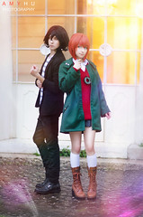 魔法使いの嫁 Mahō tsukai no yome Cosplay (Amy Hu Photography) Tags: 魔法使いの嫁 mahō tsukai no yome the ancient magus bride anime manga amy hu ship familiar witch wizard magic cosplay cosplayer maguscosplay ruthcosplay inu dog inucosplay chise chisecosplay bridecosplay fantasy theancientmagusbride theancientmagusbridecosplay pact chain aesthetic film portrait art artist digitalart fanart cute kawaii