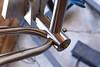 Tacked (44 Bikes) Tags: 44bikes manualmachinist frameshop tooling jig fixture shed shop tigwelding backpurge titanium