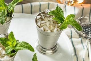Homemade Kentucky Mint Julep