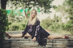 Alexandra (Vagelis Pikoulas) Tags: portrait canon 6d sigma 85mm f14 art girl woman women bokeh athens 2018 beautiful beauty spring photography photoshoot
