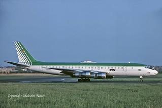 DC8-54F N356WS TPI INTERNATIONAL