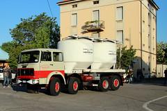 Fiat 180 NC (Falippo) Tags: fiat fiat180nc 180nc camion autocarro truck lorry cipolle lkw aite passodellacisa italiantruck camionitaliano truckmeeting vintage oldtimer